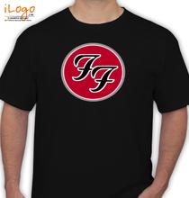 Foo Fighter Foo-Fighte T-Shirt