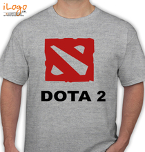 Gaming Dota  red T-Shirt