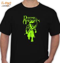 Dota 2 dota-juggernaut-t-shirt T-Shirt