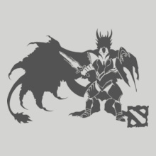 dota--davion-the-dragon-knight-by-creative-ghost T-Shirt