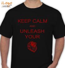 singham-black T-Shirt