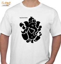 Ganesh Chaturthi Happy-Ganesh-Chaturthi- T-Shirt