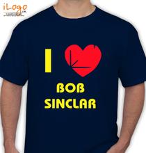 Bob Sinclar bob-sinclar T-Shirt