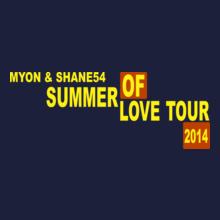 myon-and-shane--summer-of-love-tour- T-Shirt