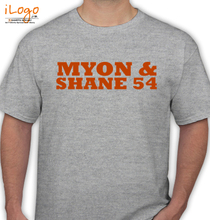 Myon and Shane 54 T-Shirts