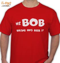 Bob Sinclar bob-sinclar-breng-ons-bier T-Shirt