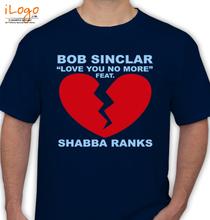 Bob Sinclar bob-sinclar-shabba-ranks T-Shirt