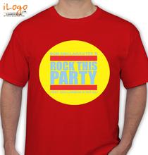 Bob Sinclar bob-sinclar-rock-this-party T-Shirt