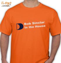 Bob Sinclar bob-sinclar-in-the-house T-Shirt