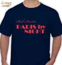Bob Sinclar bob-sinclar-party-by-night T-Shirt