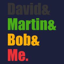 david-martin-bob-me T-Shirt