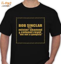 Bob Sinclar bob-sinclar-mister-shammi T-Shirt