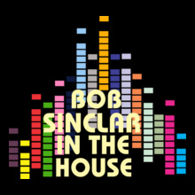 bob-sinclar-in-the-house-black T-Shirt