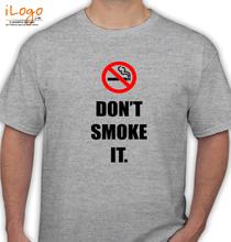 Skazi don%t-smoke-it T-Shirt