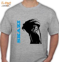Skazi skazi-grey T-Shirt