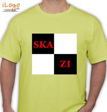 Skazi skazi-yellow-design T-Shirt