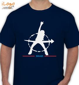 skazi-band - T-Shirt