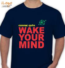 Cosmic Gate cosmic-gate-wake-your-mind T-Shirt