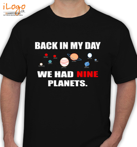 nine - T-Shirt
