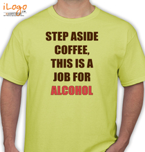 Bestselling ALCOHOL T-Shirt