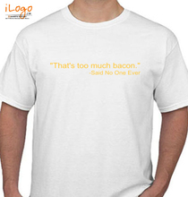 Bestselling TOO-MUCH T-Shirt