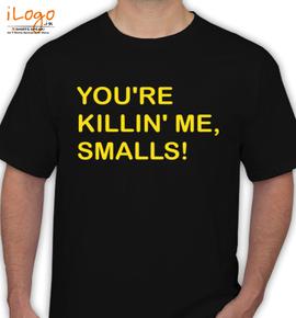 KILLIN ME - T-Shirt