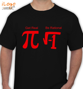GET-REAL - T-Shirt