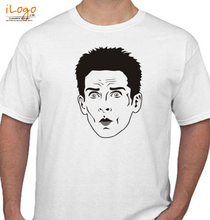 Comedy Zoolander-Funny-face T-Shirt