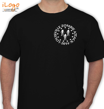 Zombies Zombi-hires T-Shirt