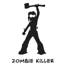 Zombies Zombi-Zombie-Killer-by T-Shirt