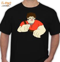 Comedy Wreck-It-Ralph-ralph-wreck T-Shirt