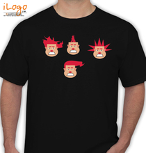 Comedy Wreck-It-Ralph-wreck-itralph-collection T-Shirt