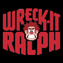 Comedy Wreck-It-Ralph-wreck-it T-Shirt