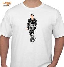 Horror Wolf-Man-%% T-Shirt