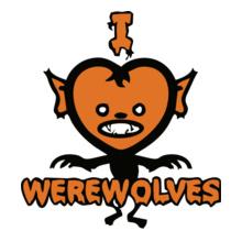 Wolf-Man-werewolf T-Shirt