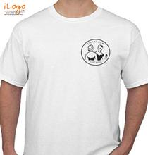 Horror Wolf-Man-%%-Woman T-Shirt