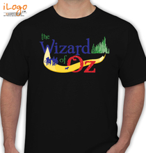 Horror Wizard-of-Oz-wizard T-Shirt