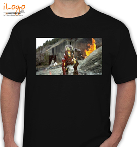 IRON KID - T-Shirt
