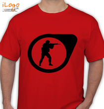 Counter Strike Counter-Strike-T-Shirts T-Shirt