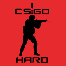 Counter Strike Csgo-T-Shirts%C-Posters-Greeting-Car T-Shirt