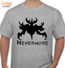 Dota 2 warcraft-nevermore-sf-dota-t-shirt- T-Shirt
