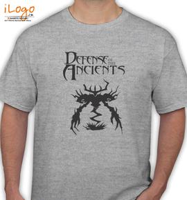 Playidea dota short sleeve T shirt - T-Shirt