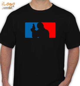 Revised Counter Strike Logo - T-Shirt