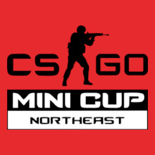 Counter Strike CSGO-MiniCup-Logo- T-Shirt