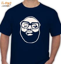 Bands RICK-ROSS- T-Shirt