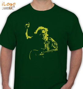 jarry-garcia-band- - T-Shirt