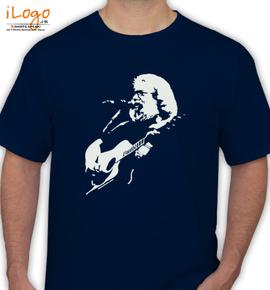 jarry-garcia-band- - T-Shirt
