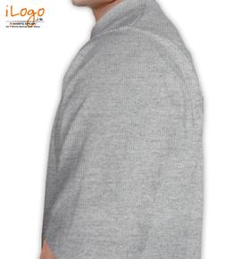Afrojack- Left sleeve