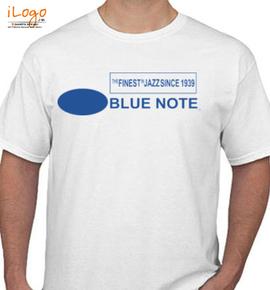 blue note finest - T-Shirt