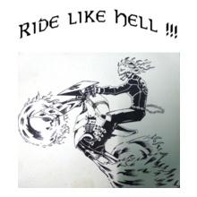 Ride-like-Hell T-Shirt